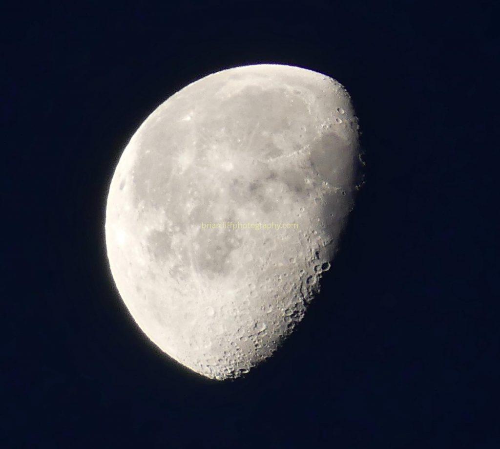 January 15th moon